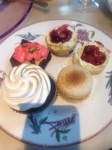 Small selection of cakes