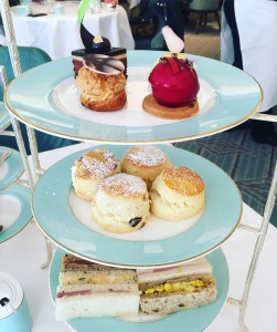 Diamond Jubilee Afternoon Tea